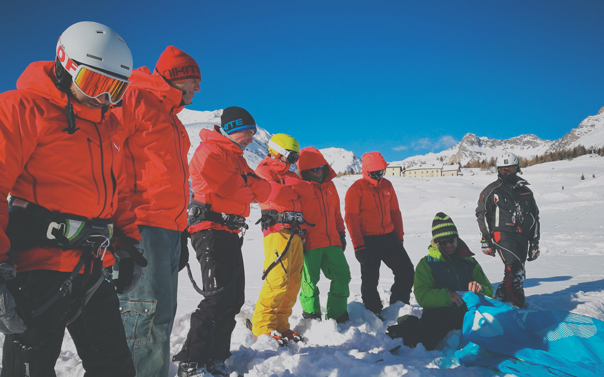Nikite Snowkite School